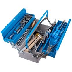 Trusa profesionala de scule pentru mecanici auto TSA, in cutie metalica  911/5ak1 616643