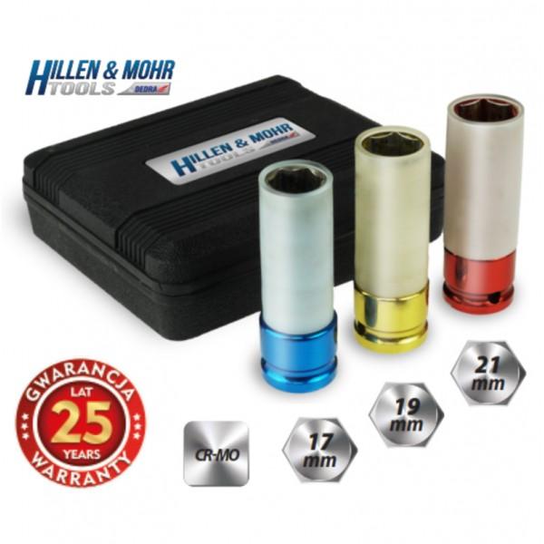 Trusa tubulare de impact pentru jenti de aluminiu 17M003 Hillen&Mohr Dedra