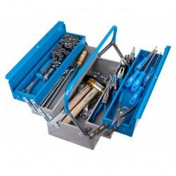 Trusa profesionala de scule pentru mecanici auto TSA, in cutie metalica  911/5ak1 616643 Unior