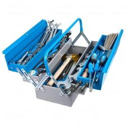 Trusa profesionala de scule pentru lacatusi TSL, in cutie metalica 911/5 911/5ak3 616645 Unior