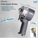 "Pistol pneumatic de impact Stubby  1/2"" 745 Nm 1563 627568 Unior"